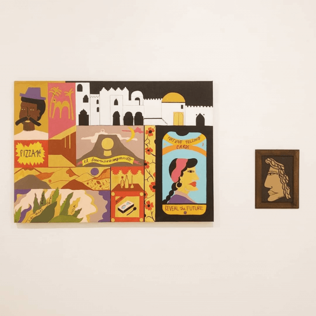 Miscelánea es una asociación cultural, galeria de arte y café que está en pleno Raval. Me tope con ella por casualidad mientras paseaba por Barcelona y fue un descubrimiento fantástico, ya que no sólo exponen a artistas emergentes, si no que venden prints numerados de un montón de artistas interesantísimos. Recomiendo muchísimo una visita a este pequeño ensueño cultural, perdido en medio del bullicio y la calma ravalera. - Pol & Grace Hotel